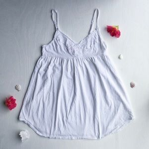 Victoria's Secret - White, Cotton Lingerie